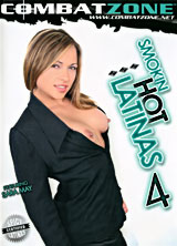 Smokin Hot Latinas #4 front cover