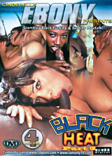 Black Heat Part. 3 front cover