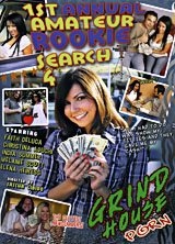 1st Annual Amateur Rookie Search #4 porn dvd cover
