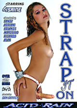 Strap It On front cover