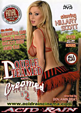Double Teamed And Creamed #2 front cover
