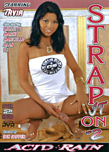 Strap It On #2 front cover