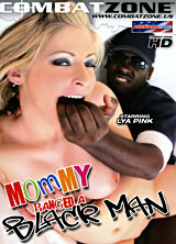 Mommy Banged a Black Man front cover