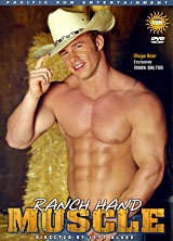Ranch Hand Muscle porn dvd cover