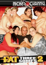 Fat Threesome 2 front cover