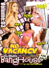 The Infamous BangHouse Vol.3 No Vacancy Part 1 front cover