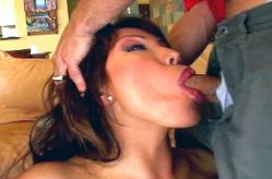 Hot Asian gets her tight holes violated, Scène 3