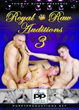 Royal Raw Auditions #03 front cover
