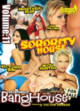 The Infamous BangHouse Vol 11 Sorority House Part 3 front cover