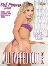 All Tapped Out #3 front cover
