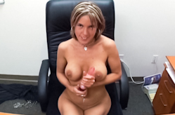 The office's POV mom affair, Scène 5