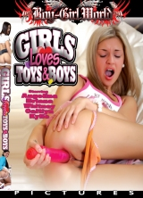 Girls Love Toys And Boys HD