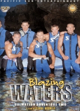 Blazing Waters Part 2 front cover