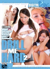Drill Me Hard #2 front cover