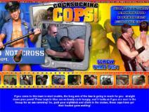 Cock Sucking Cops