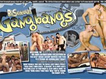 Bisexual Gangbangs