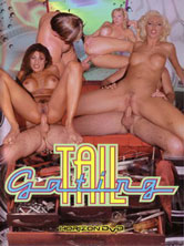 Tail gating 1 DVD Cover
