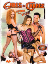 Girls In Charge - payback's a bitch DVD Cover