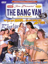 The bang Van #3 DVD Cover
