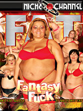 Fat Fantasy Fuck DVD Cover