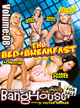 BangHouse Vol. 8 The Bed And Breakfast Part 3 DVD Cover
