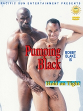Pumping Black DVD Cover