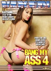 Bang My Ass 4 Dvd Cover