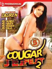 Cougar Sex Fest 2 DVD Cover