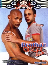 Brothaz Only DVD Cover