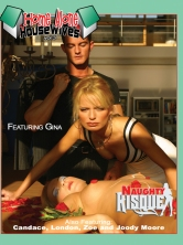 Home Alone Housewives Vol 03 DVD Cover