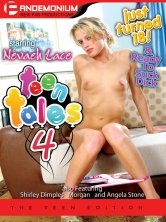 Teen Tales #4 DVD Cover