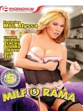 Milf O Rama #5 DVD Cover