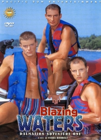 Blazing Waters Dvd Cover