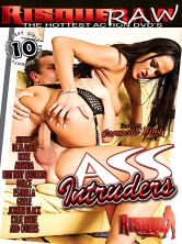 Ass Intruders Part 3 DVD Cover