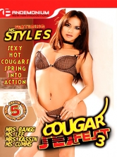Cougar Sex Fest #3 DVD Cover