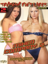 Mixed Company #2 DVD Cover