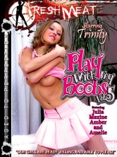 Play With My Boobs Vol 5 DVD Cover