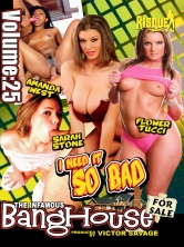 BangHouse Vol 25 - I Need It So Bad Part 2 DVD Cover
