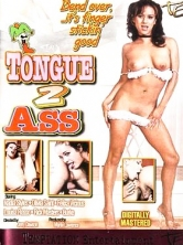 Tongue To Ass DVD Cover