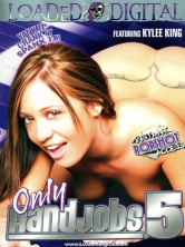 Only Handjobs #5 HD Part 2 DVD Cover