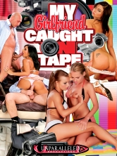 My Girlfriend Caught On Tape HD DVD Cover