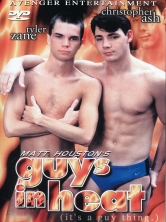 Guys In Heat DVD Cover