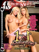 1 on 1 Seduction #7 DVD Cover