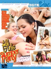 All Girls Slumber Party #1 DVD Cover