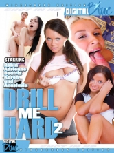 Drill Me Hard #2 DVD Cover