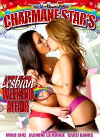 Charmaine Star Lesbian Weekend Dvd Cover