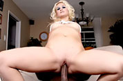 White Chick on Black Dick