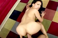 Sexy Latina Hardly Humped