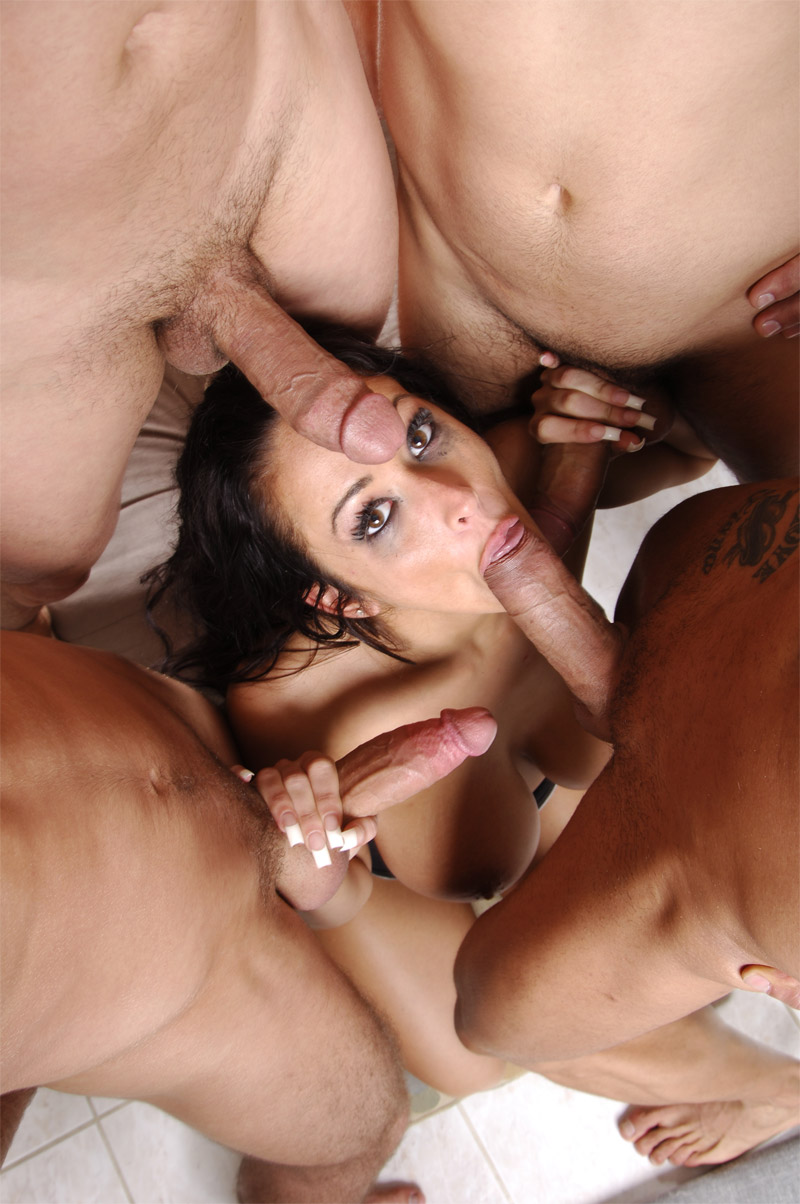Carmela Bing Gang Bang